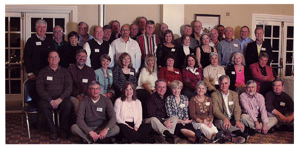 Newnan High School Class of 1967 in 2007